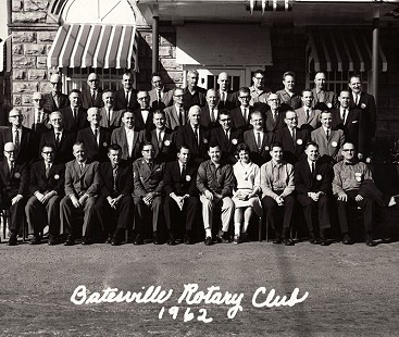 Batesville Rotary Club, 1962 © Pryor Center for Arkansas Oral and Visual History, University of Arkansas