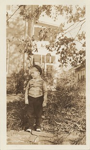Curtis Shipley, 3 years old, 1937 © Pryor Center for Arkansas Oral and Visual History, University of Arkansas