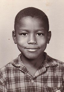 School photo of Rodney Slater, six years old © Pryor Center for Arkansas Oral and Visual History, University of Arkansas