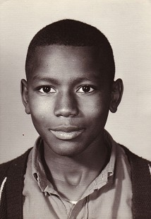 School photo of Rodney Slater, eleven years old © Pryor Center for Arkansas Oral and Visual History, University of Arkansas