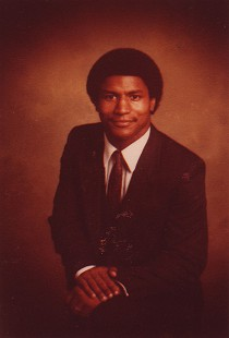 Law school photo of Rodney Slater © Pryor Center for Arkansas Oral and Visual History, University of Arkansas