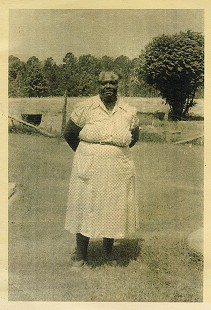 Carolyn Smith-Williams's great-grandmother © Pryor Center for Arkansas Oral and Visual History, University of Arkansas