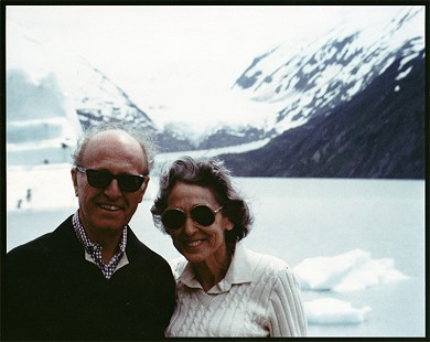 David and Miriam Solomon, Alaska, 1983 © Pryor Center for Arkansas Oral and Visual History, University of Arkansas
