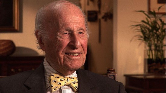 Still frame from Pryor Center video interview with David Solomon; Helena-West Helena, Arkansas, 2012 © Pryor Center for Arkansas Oral and Visual History, University of Arkansas