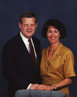 B. Alan and Jean Sugg, portrait, 1992 © Pryor Center for Arkansas Oral and Visual History, University of Arkansas