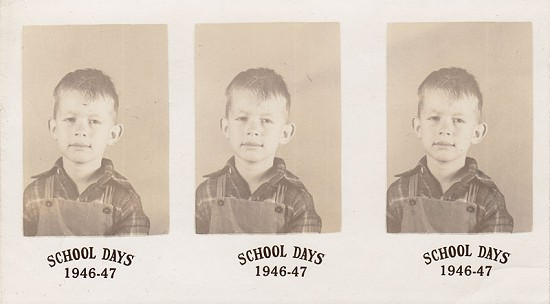 Bubba Sullivan, 1st grade; Elaine, Arkansas, 1947 © Pryor Center for Arkansas Oral and Visual History, University of Arkansas