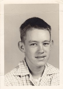 Bubba Sullivan, 4th Grade © Pryor Center for Arkansas Oral and Visual History, University of Arkansas