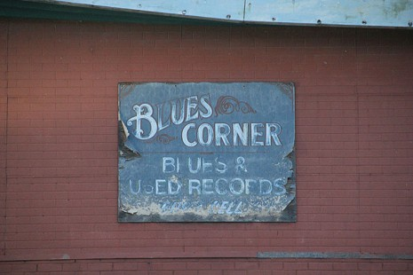 Bubba's Blues Corner, Helena-West Helena, Arkansas © Pryor Center for Arkansas Oral and Visual History, University of Arkansas