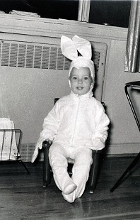 Jim Guy Tucker as a toddler © Pryor Center for Arkansas Oral and Visual History, University of Arkansas