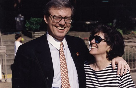 Jim Guy and Betty Tucker, 1994 © Pryor Center for Arkansas Oral and Visual History, University of Arkansas