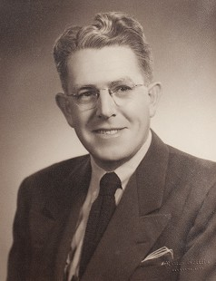 John McKee Ware, father of John Ware, 1946 © Pryor Center for Arkansas Oral and Visual History, University of Arkansas