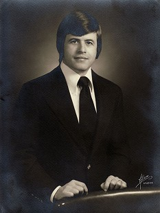 Portrait of Bud Whetstone as a young lawyer, ca. 1970 © Pryor Center for Arkansas Oral and Visual History, University of Arkansas