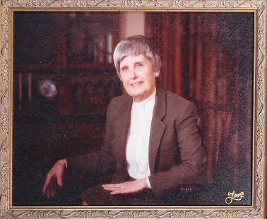 Portrait of Bud Whetstone's mother, Carolyn Zoe Dill Whetstone © Pryor Center for Arkansas Oral and Visual History, University of Arkansas