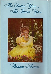 Book jacket of <i>The Outer You...The Inner You</i> by Donna Axum, published 1978 © Pryor Center for Arkansas Oral and Visual History, University of Arkansas