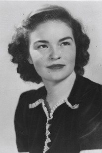Mary Marquess, ca. 1945 © Pryor Center for Arkansas Oral and Visual History, University of Arkansas